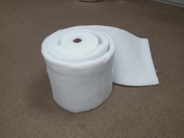 fibre insulation strips rolls
