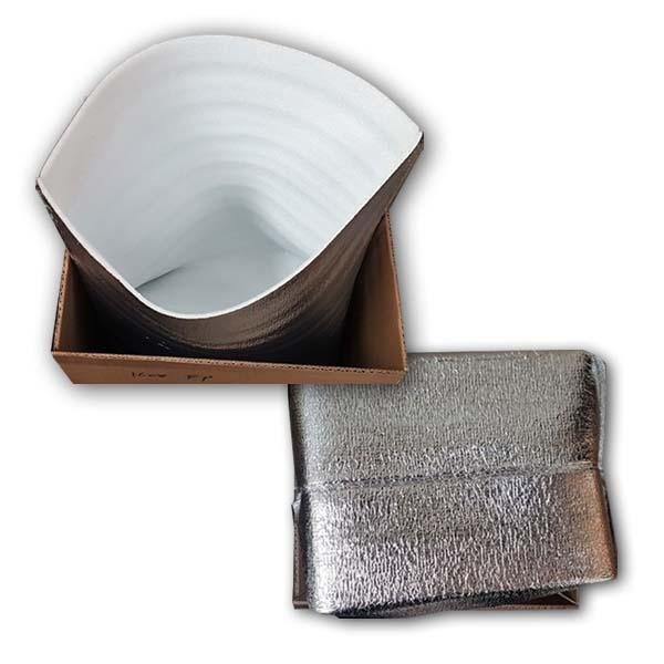 matalized foam pouch ripplepak toronto