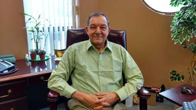 Ragui Ghali - President